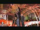 kery james a lombre du show business avec charles aznavour