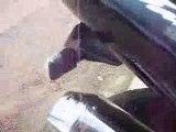 600 bandit pot scorpion inox sans chicane