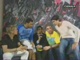 Marcel D or du PSG - Canal+ - Alonzo - Rothen etc ....