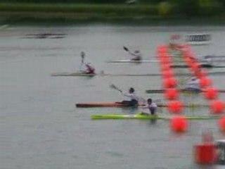 Arnaud HYBOIS Finale A K1 500m