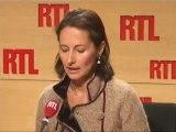 Ségolène Royal invitée de RTL (19 mai 2008)