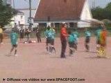 Penalty : St Pierre des Corps - Fondettes (verts)