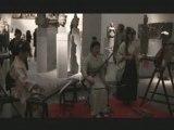 Musée guimet - musique japonaise Folklorique