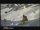Reportage Ski extrême a la Clusaz