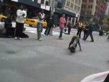New York danceurs hip hop