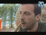 Festival de Cannes 2008: l'interview de Mathieu Kassovitz