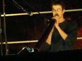 Gauthier sur scène Stage de didgeridoo Airvault