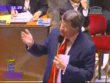 Xavier Darcos répond à Brigitte Barèges