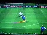 Adriano cou du foular PES 2008