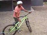 Essai tailwhip vtt mtb dirt street bwl