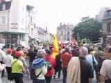 Manifestation Blois 21 mai 2008