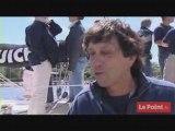 Eric Tabarly par Arnaud Dhallenne