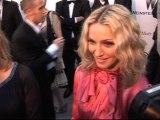 La soirée de L'Amfar avec Madonna et Sharon Stone