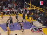 NBA Lakers 101, Spurs 71 (F) Recaps May 23-2008 PlayOffs
