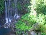 Cascades Langevin île de la Réunion