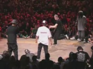Finale battle Opsession one vs one Gracy/Just DoIt/Bootooz