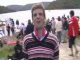 Interview de Raphaël Ancel- Antibes 2008 - Finswimming