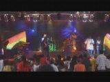 Ras Douceur & Djama Keïta Madinina Live. backing: T.S.R Band