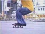 Skateboard rodney mullen