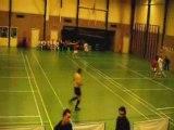 Video Foot en salle( touzani   rathinho )