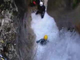 Canyon du Formiga - Sierra de Guara