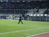 Ambiance supporters Besiktas