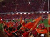 Toulouse-Munster Finale H-CUP Cardiff Millenium chant