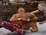 Shawn Michaels  Vs Chris Jericho Part 1