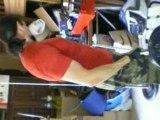 Biceps a la bare
