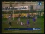 Bastia / Carl Zeiss Iena - 1/4 de Finale Coupe Uefa 1978