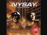 Nysay ft Issaka - On fume on traine 2008 GROS SON INEDIT