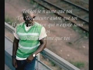 """Marc antoine """"Toi"""" New + paroles"""