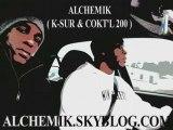 Alchemik avec Lucien 16S ( I.P.M ) - Opération Commando ( Ra