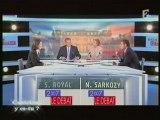 Le vrai débat Nicolas Sarkozy - Ségolène Royal