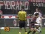 Shevchenko best goals avec milan ac contre juventus lazio, l