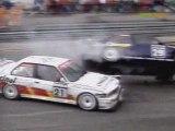 Dtm 1993 Norisring crash