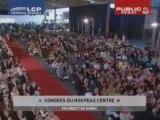 congres fondateur du nouveau centre
