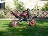 ma moto  (dirt bike)