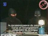 FR3 Corse : FLNC Habituel 1996
