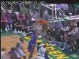 NBA Boston's Ray Allen ends his shooting slump with five 3