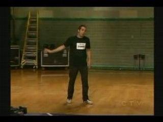 Robert muraine audition