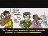 Un Hongrois chez les Gaulois - le clip reggae anti Sarkozy p