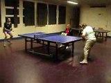 PL Paul Bert tennis de table - Tournoi 2008 - Demi (2)