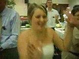 danse de mariage la fin