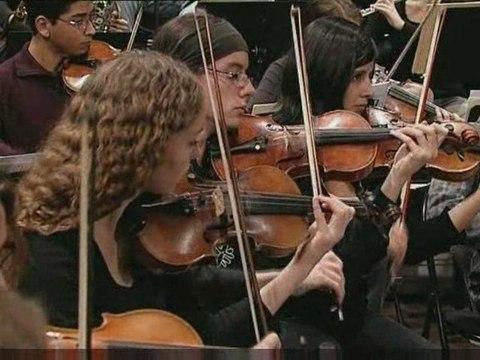 au milieu de l'orchestre - front and center - 1