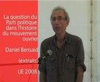 Parti et mouvement ouvrier D.Bensaid 2ème partie/4