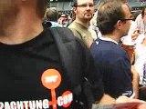 u2 concert paris 11/07/2009 360°tour course fosse entrée