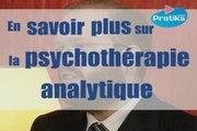 La psychothérapie analytique. (psychanalyse brève)