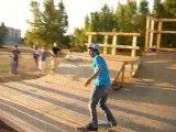 Skate et BMX-Micro Rampe-Miramas