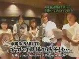Voix Acteurs Japonais Naruto Et Sangoku